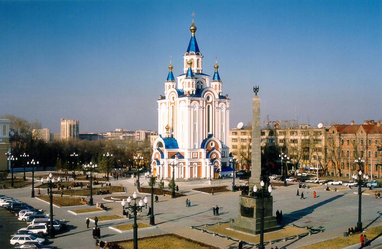 Грузоперевозки из Китая в Хабаровск