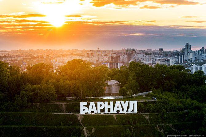 Грузоперевозки из Китая в Барнаул
