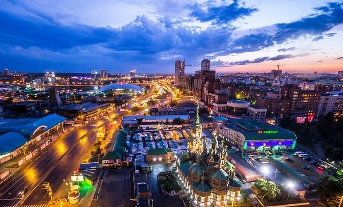 Грузоперевозки из Китая в Челябинск