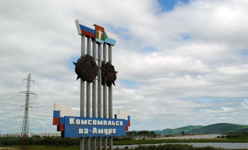 Грузоперевозки из Китая в Комсомольск-на-Амуре