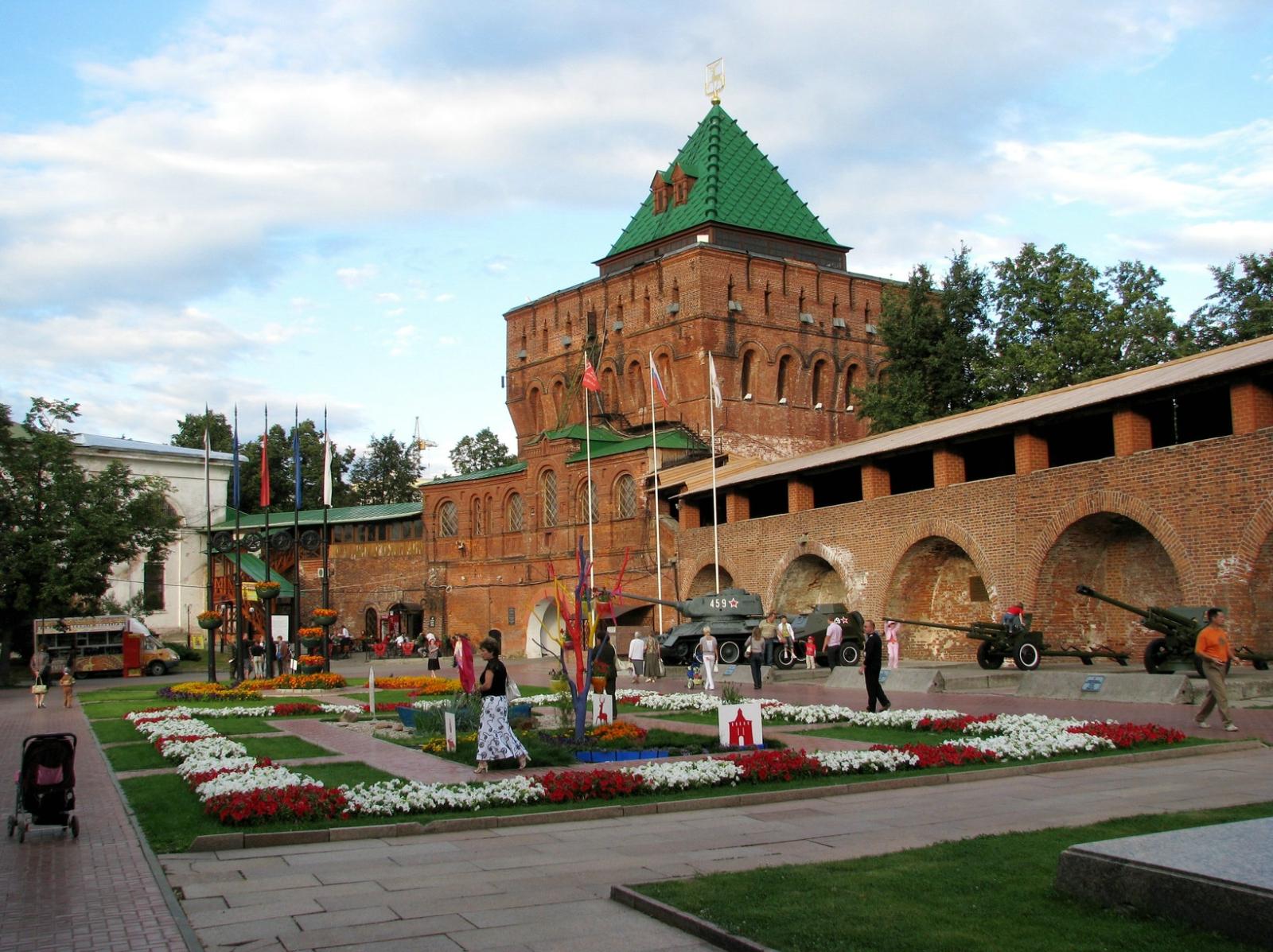 Грузоперевозки из Китая в Нижний Новгород