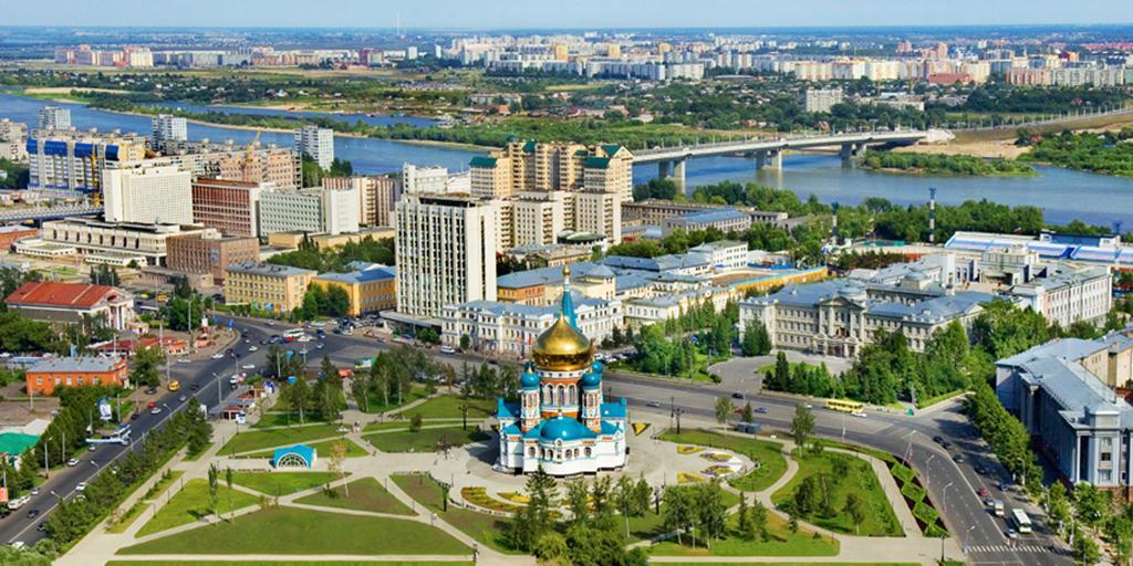 Грузоперевозки из Китая в Омск