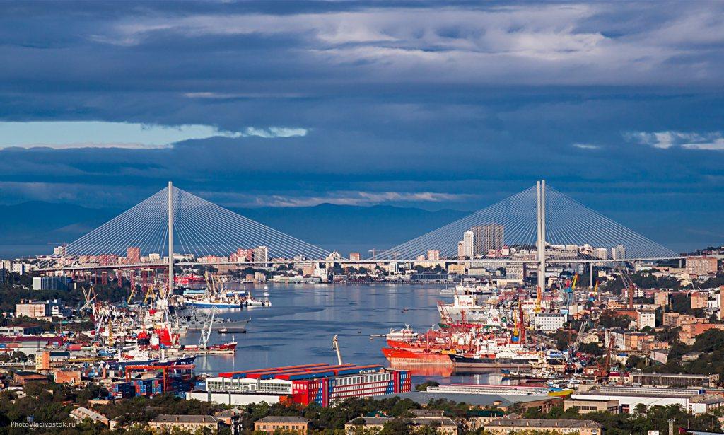 Грузоперевозки из Китая в Владивосток