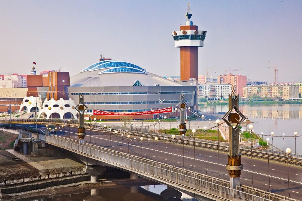 Грузоперевозки из Китая в Якутск